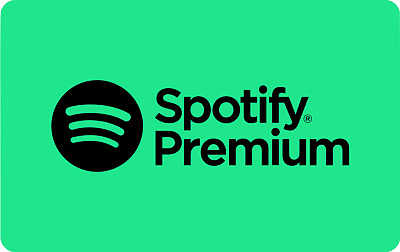Spotify premium |12 month warranty | Worldwide | More than 40 sold