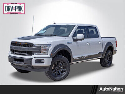 2020 Ford F-150 LARIAT 2020 Ford F-150 LARIAT Four Wheel Drive 5L V8 Roush Offroad Package