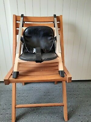 Folding Child's Dining Chair Attachment