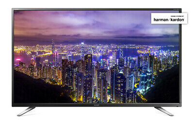 "Sharp 40"" inch Full HD LED 1080p TV Freeview HD - USB Media Play/Rec - HDMI x 3"