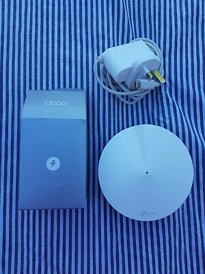 TP-Link Deco M5 1x Whole Home Mesh Wi-Fi Extender Booster M5 Single Unit Add-On