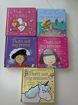 Thats not my books bundle (fairytale)