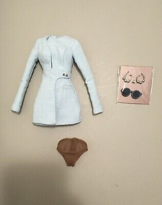 Fashion Royalty Modernist Eugenia Outfit And Accesories