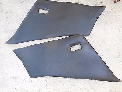 Porsche 911 Interior Rear Side Panels (left and right)