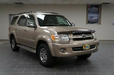2007 TOYOTA Sequoia Limited 4WD LEATHER SUNROOF DVD NAVIGATION TOW 2007 TOYOTA SEQUOIA Limited 4WD LEATHER SUNROOF DVD NAVIGATION TOW 149,975 Miles