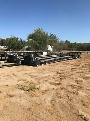 2017 Xl Specialized Rgn 40 Ton Trailer