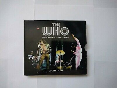 The Who-Live At The Isle Of Wight Festival 1970 (Double Audio cd)