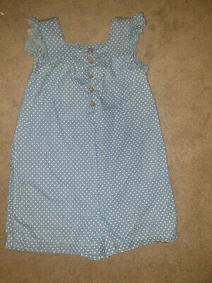 Girls playsuit age 5-6