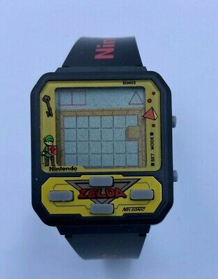 Vintage Nintendo Zelda Nelsonic Game Watch L@@K
