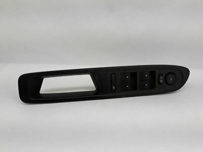 2010 - 2017 GMC Acadia Driver Front Master Window Switch