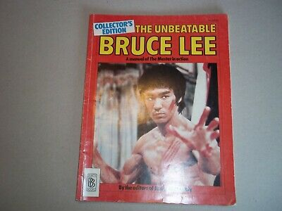 The Unbeatable Bruce Lee Magazine from Bunch Books