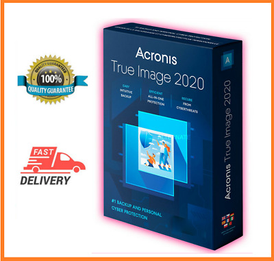 🔥 Acronis True Image Backup 2020⚡️ LifeTime Activation 🔥 Fast Support