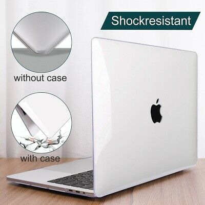 2020 Macbook Pro 13inch Clear Hardshell Case (A2289 - A2251)