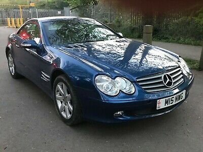 2003 MERCEDES SL350 ONLY 59900 Miles  PANORAMIC  ROOF