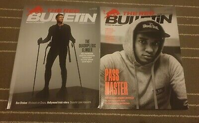 2 x The Red Bulletin - Red Bull Magazine April & May 2020 UK Edition