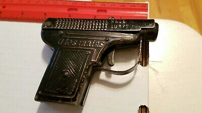 Antique Vintage Browning Oles Mains MATCH SAFE Made in Austria Rare