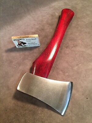 2 1/4lb Barco camp fire camping axe hatchet POLISHED custom JESSE REED handle