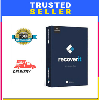 Wondershare Recoverit Ultimate 8.5.3 Full Version 2020 License Key Fast Support