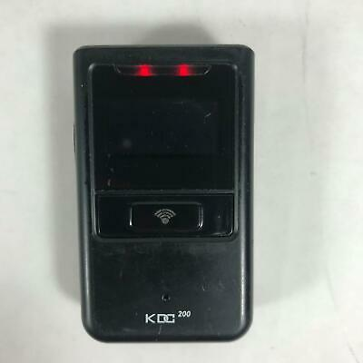 Koamtac KDC200 1D Barcode Scanner Bluetooth ~ As Is For Parts Or Repair!