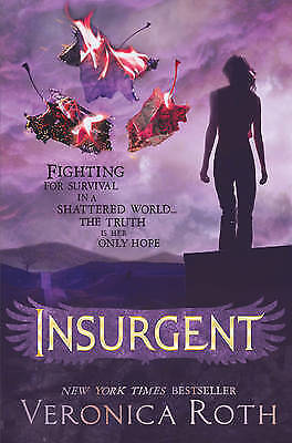 Insurgent (Divergent, Book 2) by Veronica Roth (Paperback, 2012)