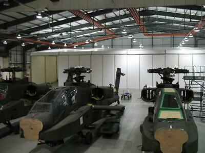 Bespoke Military Smart Space Temporary Building / Marquee / Hanger Dehumidifier
