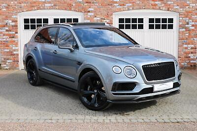 2018 Bentley Bentayga V8 Estate Petrol