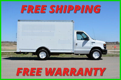 2012 Ford E-350 12ft Box Truck Former Budget Rental and Fleet Maintained
