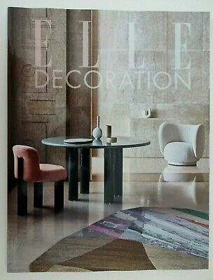 ELLE DECORATION FEBRUARY 2020 (ISSUE No.330)     *NEW, UNREAD*