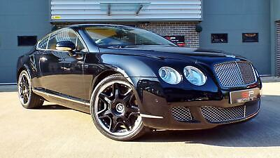 2008 Bentley Continental GT 6.0 W12 Mulliner Great Example - Facelift Model