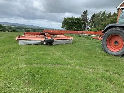 Kuhn Alterna 500  5m Trailed Mower Conditioner