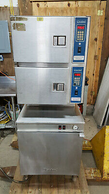 (See Video) CLEVELAND 24CGM200 CONVECTION STEAMER