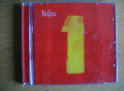 1 by The Beatles (CD, Nov-2000, Apple/Capitol)