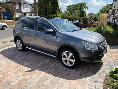 Nissan Qashqai+2 2.0 dCi Tekna 4WD 5dr - Great Condition - Low Mileage