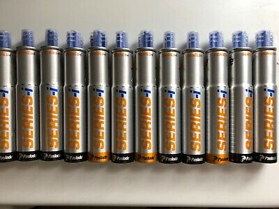 12 x Paslode i Series Gas Canisters Fuel Cell IM360/PPN35/IM90 Dated 2021