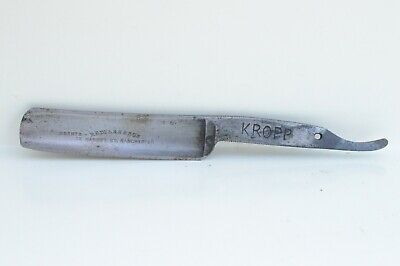 Vintage Redfern & Son Manchester Straight Razor Hamburg Ground