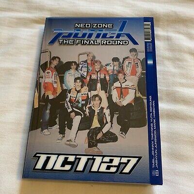 NCT 127 Neo Zone: The Final Round Album (1st Player Ver) - No Photocards (PUNCH)
