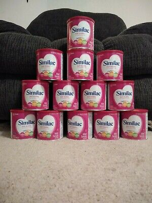 Similac Soy Isomil formula Use By 1/2020 13 cans free shipping