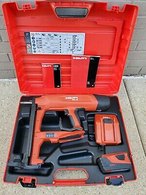 Hilti Bx 3-A22 02 Battery Actuated Fastening Tool - Brand New