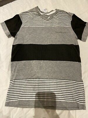 Boys Top by Calvin Klein Short Sleeves age 8 BNWT CK Jean range
