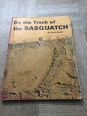 On The Track Of The SASQUATCH Book