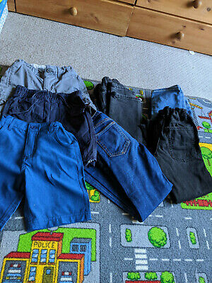 Bundle of Boys jeans and shorts size 6/ 6 years age GAP, Mountain Warehouse