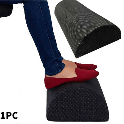 Pillow Knee Pain Relief Memory Foam Home Half Cylinder Aching Foot Rest Cushion