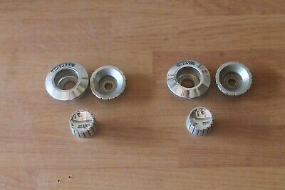 1960 cadillac radio crown and knob complet set great condition