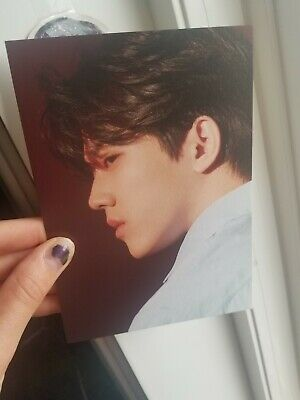 KPOP DAY6 THE BOOK OF US : THE DEMON Official Lyric Card POST CARD Dowoon