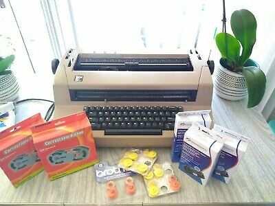 Vintage IBM Correcting Selectric II Electric Typewriter
