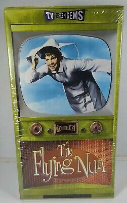 The Flying Nun - Sally Field - (3) Vhs Sealed Tapes - Box Set - 1996