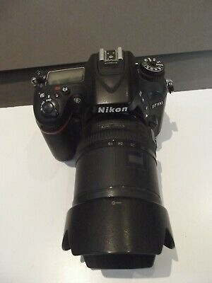 1xNikon D7100 24.1 MP SLR-Digitalkamera mit Objektiv Nikon Zoom-Nikkor 18-105 mm