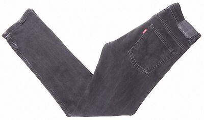 LEVI'S Boys 511 Jeans 15-16 Years W29 L29 Black Cotton Slim  BA04