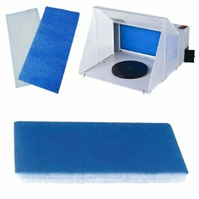 Master Airbrush Brand Hobby Airbrush Spray Booth Filter Set, Fits Master, Paasch