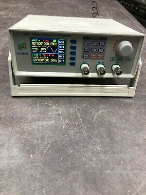 """QLS2802S-2M DDS Signal Generator/Counter Frequency Counter 2.4"""" TFT Colorful"""